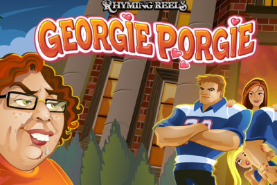 Georgie Porgie Mobile Slot Logo