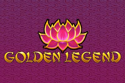 Golden Legend Mobile Slot Logo