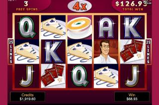 Harveys Mobile Slot Free Spins