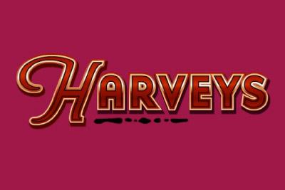 Harveys Mobile Slot Logo