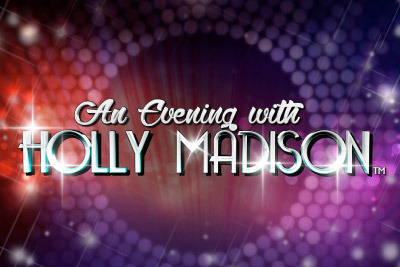 Holly Madison Mobile Slot Logo