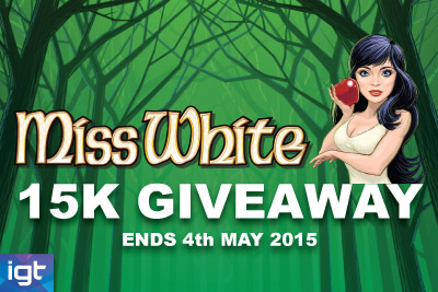 IGT 15,000 Giveaway Ends 4th May 2015