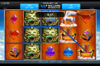 Kronos Mobile Slot Free Spins