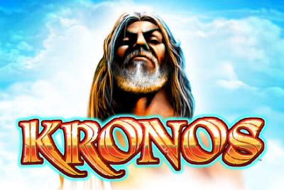 Kronos Mobile Slot Logo