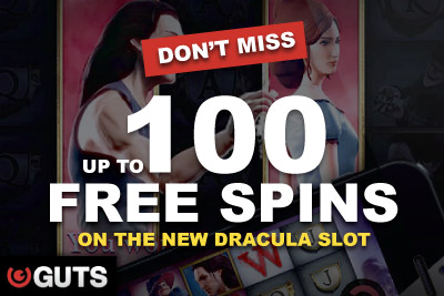 Don't Miss Out and Play to Get Your NetEnt Dracula Free Spins