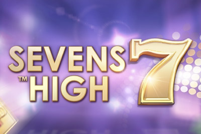 Sevens High Mobile Slot Logo