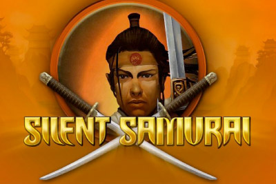 Silent Samurai Slot Logo