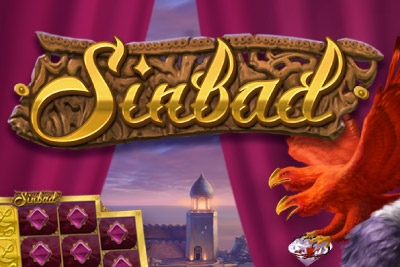 Sinbad Mobile Slot Logo