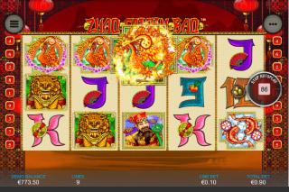 Zhao Cai Jin Bao Slot 4 of a Kind