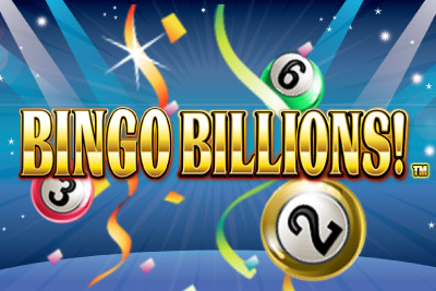 Bingo Billions Mobile Slot Logo