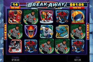 BreakAway Mobile Slot Free Games