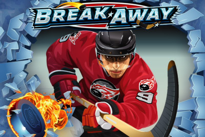 Break Away Mobile Slot Logo