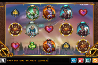 Casino Zeppelin Mobile Slot Free Spins