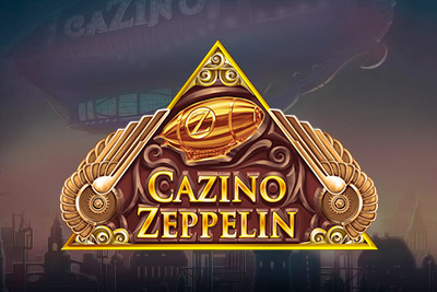 Casino Zeppelin Mobile Slot Logo