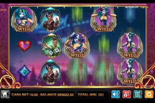 Casino Zeppelin Sticky Wilds