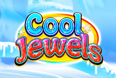 Cool Jewels Mobile Slot Logo