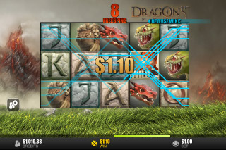 Dragons Myth Mobile Slot Win
