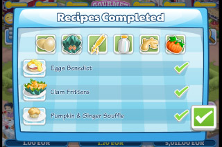 Gourmet Ranch Riches Mobile Slot Recipes