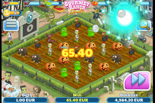 Gourmet Ranch Riches Mobile Slot Win
