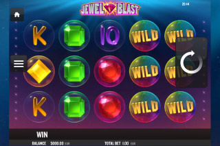 Jewel Blast Mobile Slot Wilds
