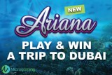 Win Cold Hard Cash & A Trip To Dubai at Microgaming Casinos