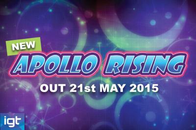 New IGT Casino Slot Coming May 2015