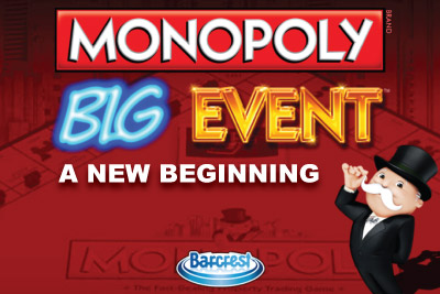 A New Beginning for Monopoly Slots With WMS & Barcrest
