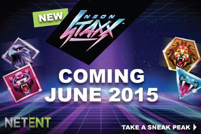 New NetEnt Mobile Slot Coming June 2015
