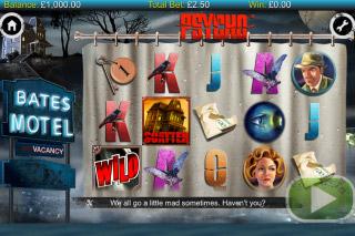 Psycho Slot Reels