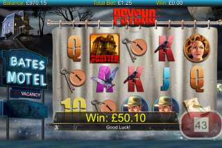 Psycho Mobile Slot Win