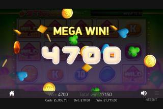 Stickers Mobile Slot Mega Win