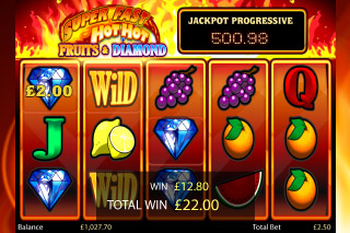 Super Fast Hot Hot Mobile Slot Win