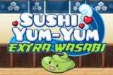 Sushi Yum Yum Mobile Slot Logo
