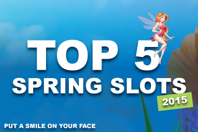 Top 5 Mobile Slots to Play in Spring 2015