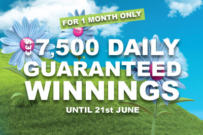 Will You Be A Guaranteed Winner This Month?
