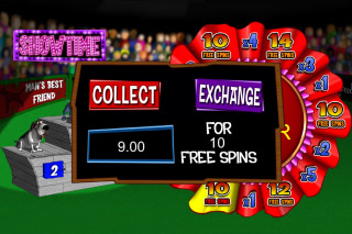 Barkin Mad Mobile Slot Showtime Bonus