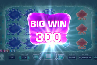 Cyrus The Virus Mobile Slot Big Win