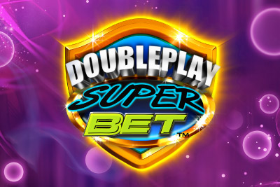 DoublePlay SuperBet Mobile Slot Logo