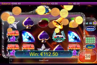 DoublePlay SuperBet Mobile Slot Big Win