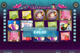 Dr Lovemore Mobile Slot Big Win