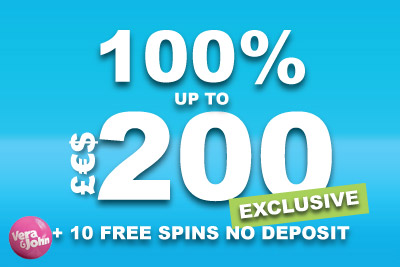 Get Your Higher 100% Bonus + 10 Free Spins Today