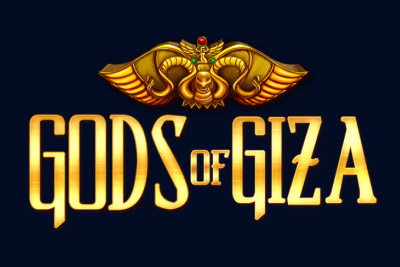 Gods of Giza Mobile Slot Logo