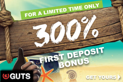 Get Your New Player 300% Bonus This Week Only