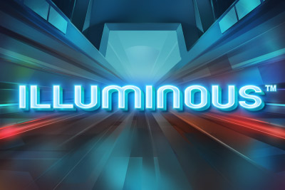 Illuminous Mobile Slot Logo