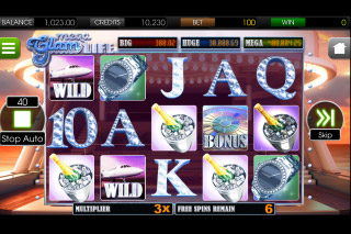 Mega Glam Life Mobile Slot Free Spins