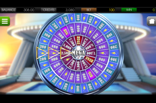 Mega Glam Life Slot Wheel of Fortune