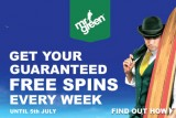 Get Your Guaranteed Casino Free Spins Every Week
