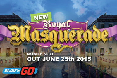 New June 2015 Slot Release for Mobile & Online Casinos