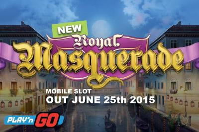 New June 2015 Slot Release for Mobile & Online Casinos