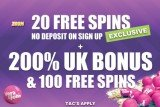 Get Your New Vera&John UK Casino Bonus